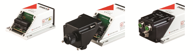 Dimetix laser sensor, Ethernet Interface 이더넷인터페이스